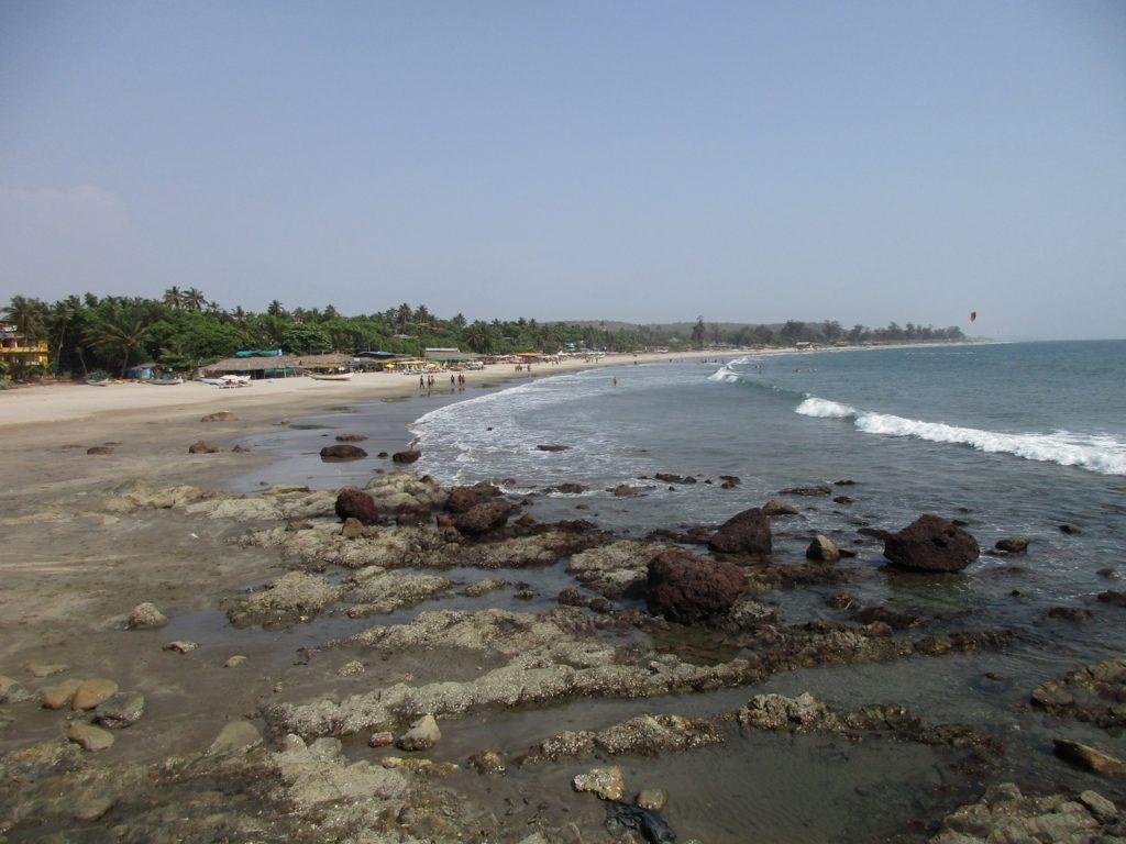 Арамболь Пляж Arambol