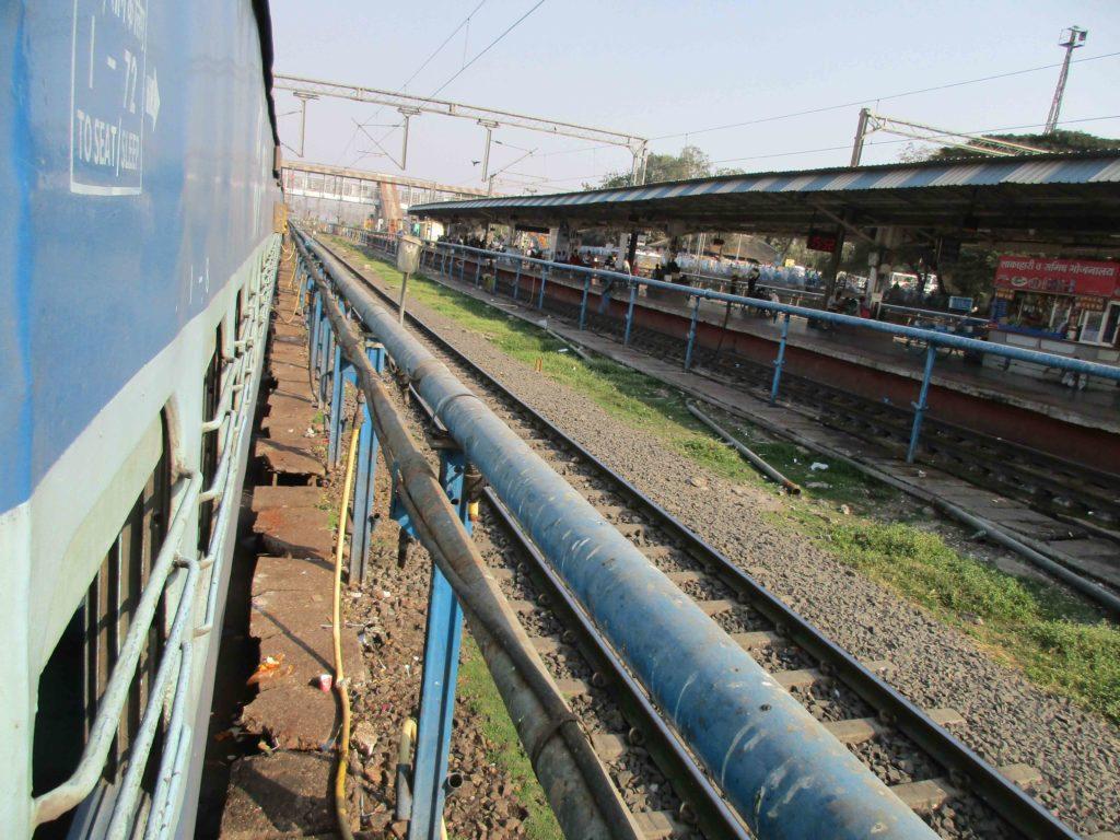 канализация водопровод поезд